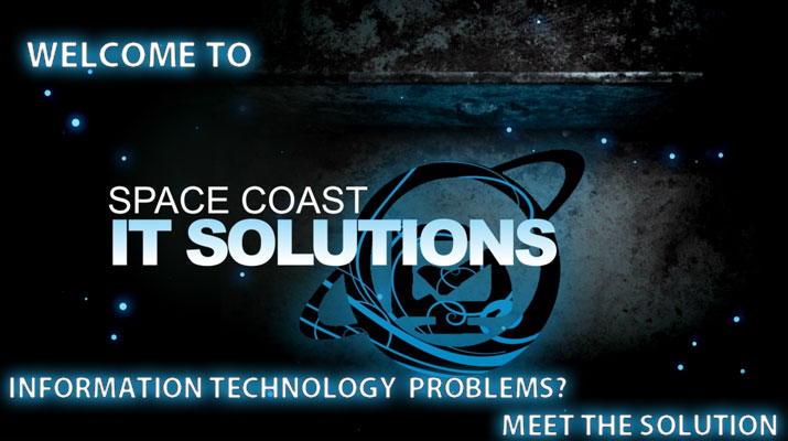 Welcome to Space Coast IT Solutions