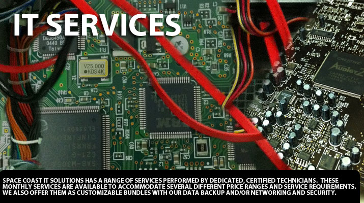 We offer superior IT service