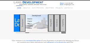 Lang Development Inc.